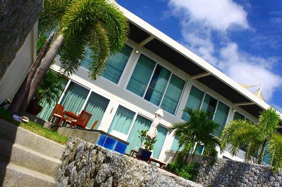 Serenity Resort & Residences Phuket:                   28 Oct - 1 Nov 2012