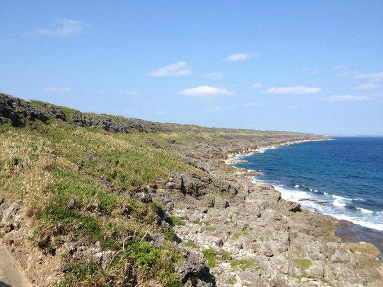 Minami Daitojima Island
