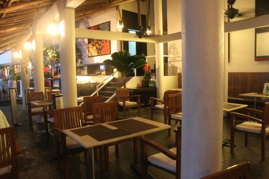 Nami Boracay :                   Интерьер ресторана