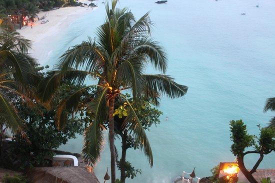 Nami Boracay :                   закат