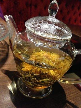 Quince:                                                                         Marigold Tea