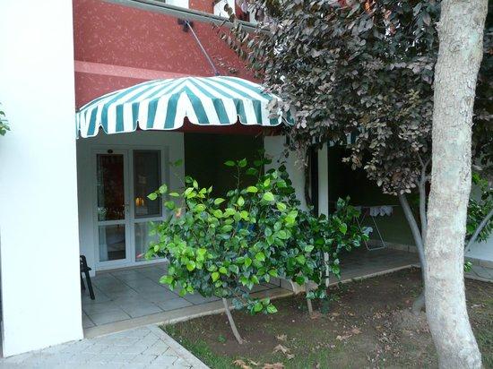 Club Belcekiz Beach Hotel:                   Kamer nieuwe gedeelte
