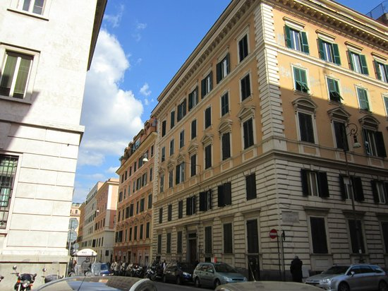 Evergreen Bed and Breakfast: Palazzo Umbertino del 800
