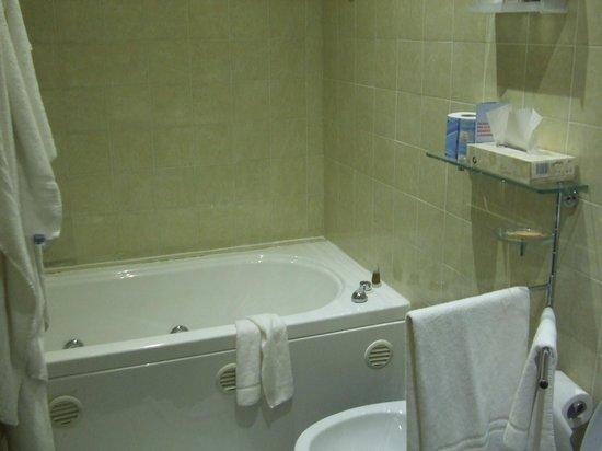 Hotel Caravaggio:                   bagno