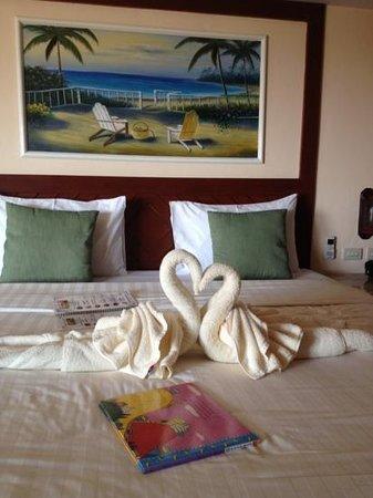 Pacific Club Resort: room