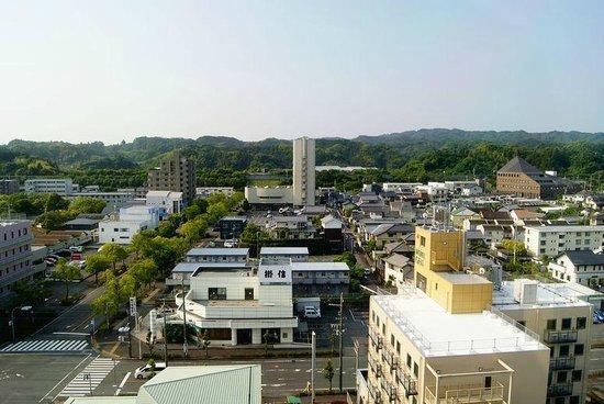 Kakegawa Grand Hotel:                   眺望