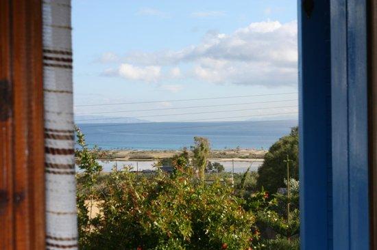 Studios Tasia: sea view