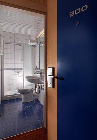 Stanley Hotel: Bathroom