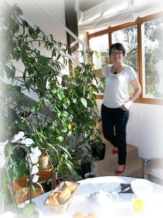 Lagruere, Frankrig: Lily vous accueille