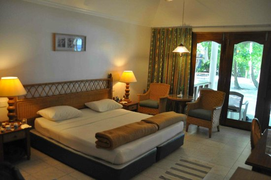 Fihalhohi Island Resort:                                     Room 29