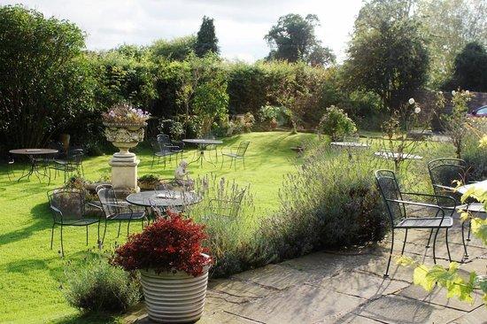 The Inn at Grinshill: Garden