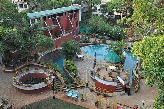 Hotel panorama mahabaleshwar video of hotel panorama for Hotel panorama