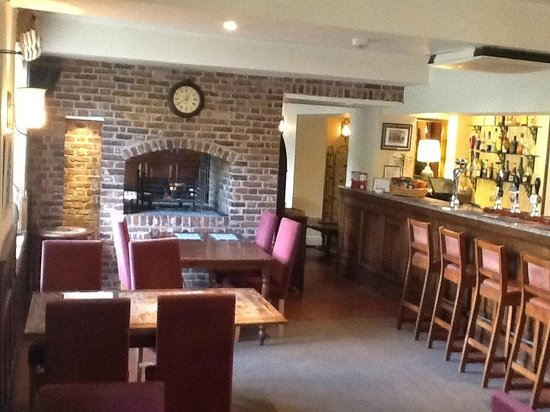 The Inn at Grinshill: Bar