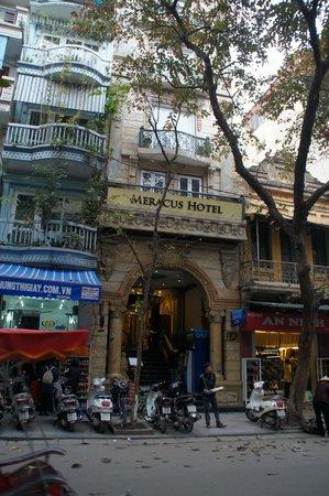 Hanoi Meracus Hotel 1:                   Meracus