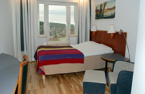 Falun, Swedia: Queen room