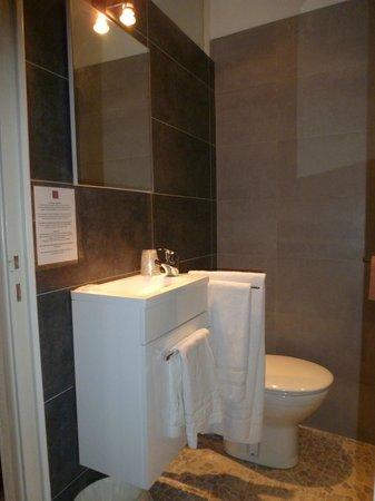 Hotel Oxford : salle de bains
