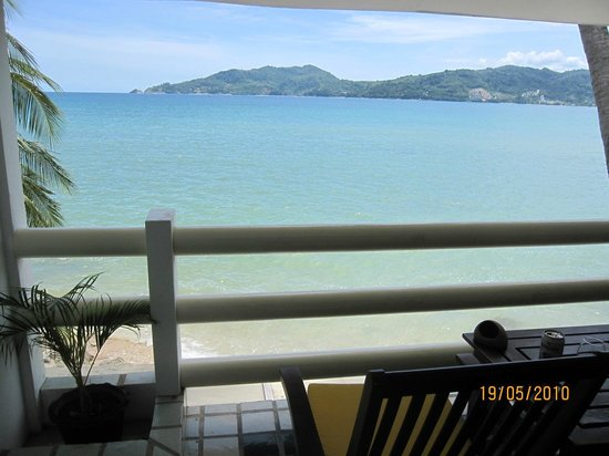 Amari Phuket: view from our balcony