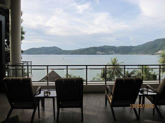 Amari Phuket: lobby bar