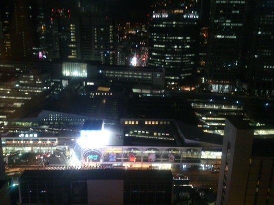 Shinagawa Prince Hotel Tokyo:                   品川駅 鉄ちゃんにはおススメ!