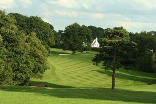 The Mere Golf Resort and Spa: Championship Golf Course