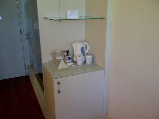 Hilton Garden Inn Florence Novoli: kitchenette