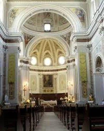 Sant'Antimo, Italia:                                                       chiesa dell'annunziata