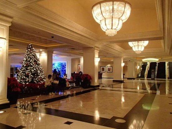 Park MGM Las Vegas:                   ロビー