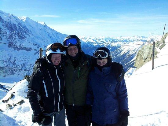 Le Hameau Albert 1er:                                                       skiing