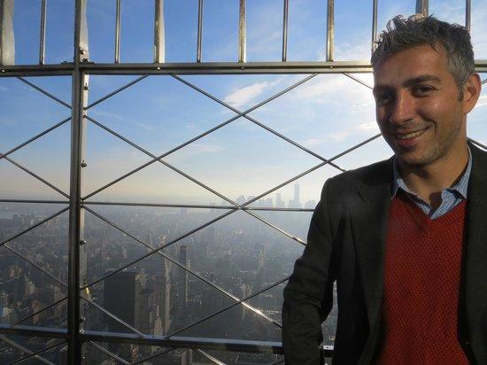 Gianfranco Tours: Vista dall'Empire State Building