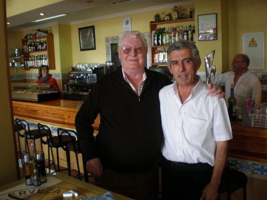 La Barca :                   The bar