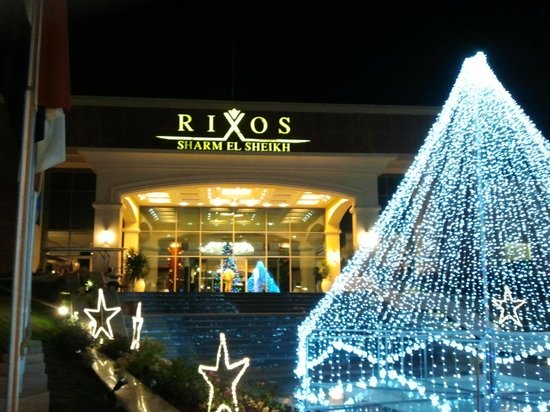 Das Tor In Eine Traumwelt Picture Of Rixos Sharm El