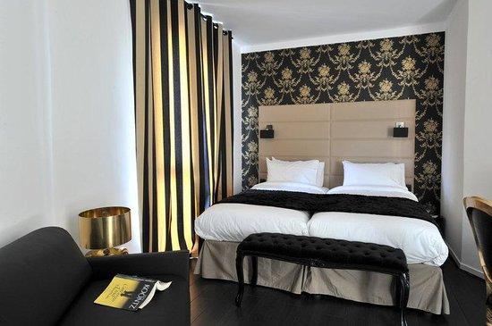 hotel la villa cannes croisette 4 tripadvisor. Black Bedroom Furniture Sets. Home Design Ideas