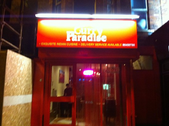 Curry paradise