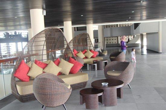 Lobby Picture Of The Singhasari Resort Batu Tripadvisor