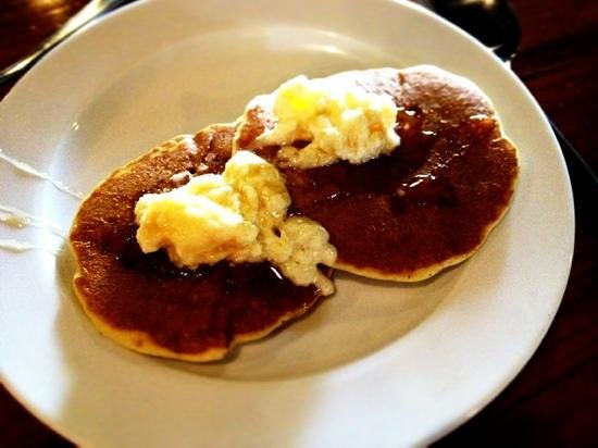 The Westin Denarau Island Resort & Spa Fiji:                   i love this pancake!