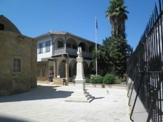 Cyprus Folk Art Museum: A view of the museum