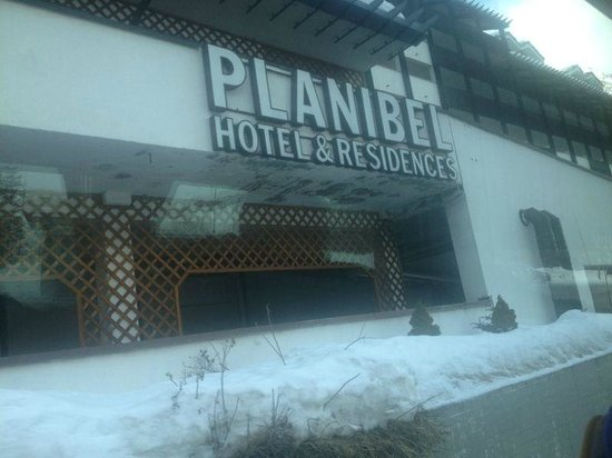 Planibel Residence – TH Resorts:                   Hotel Planibel