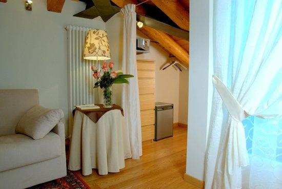 Hotel Rovere: camera junior suite