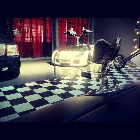 London Motor Museum : VIP
