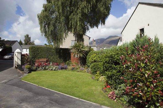 Acorn House Hotel: Award winning gardens
