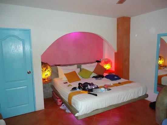 Pandora Hotel:                   Great room