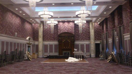 Grand Central Hotel:                   Wedding Venue