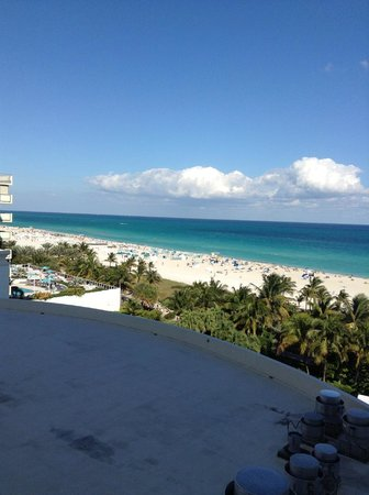 Loews Miami Beach Hotel: South Beach!!
