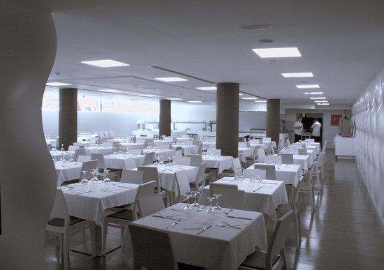 Hotel Mariner: Dinning room
