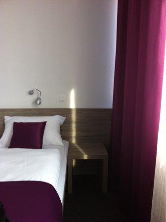 Hotel Meksiko: bed