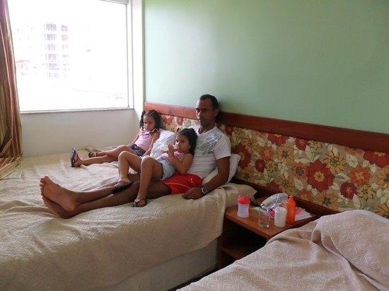 Alto Da Praia Hotel:                   Quarto