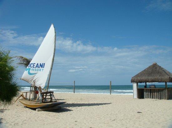 Oceani Beach Park Hotel: Oceani