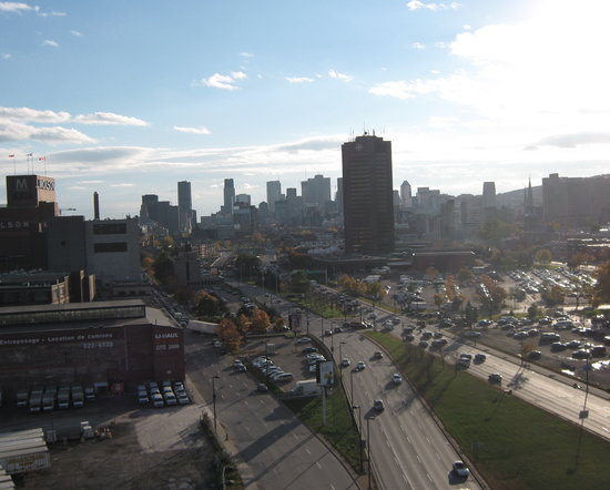 Le rayon vert: Montréal
