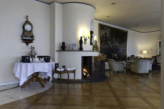 Grand Hotel Regina Grindelwald: Regina Lobby