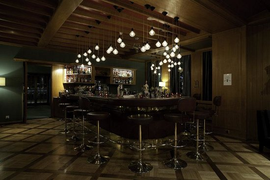 Grand Hotel Regina Grindelwald: Kings Queens Bar